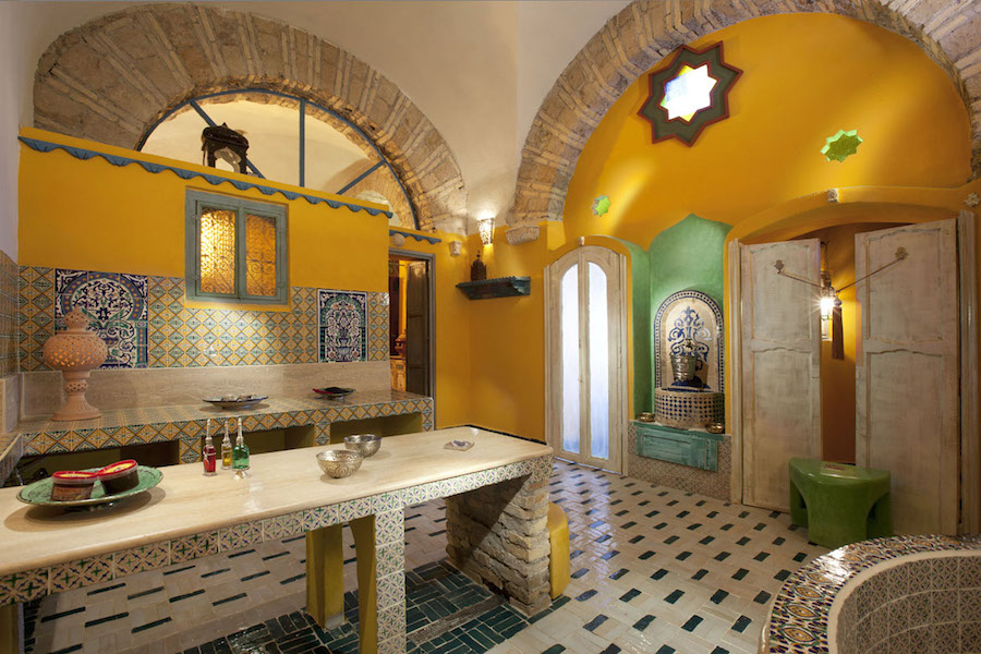 Hammam balkis for Salon tadelakt